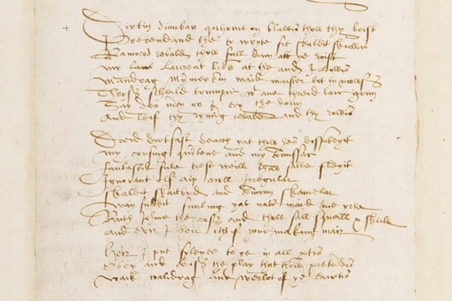 Bannatyne Manuscript