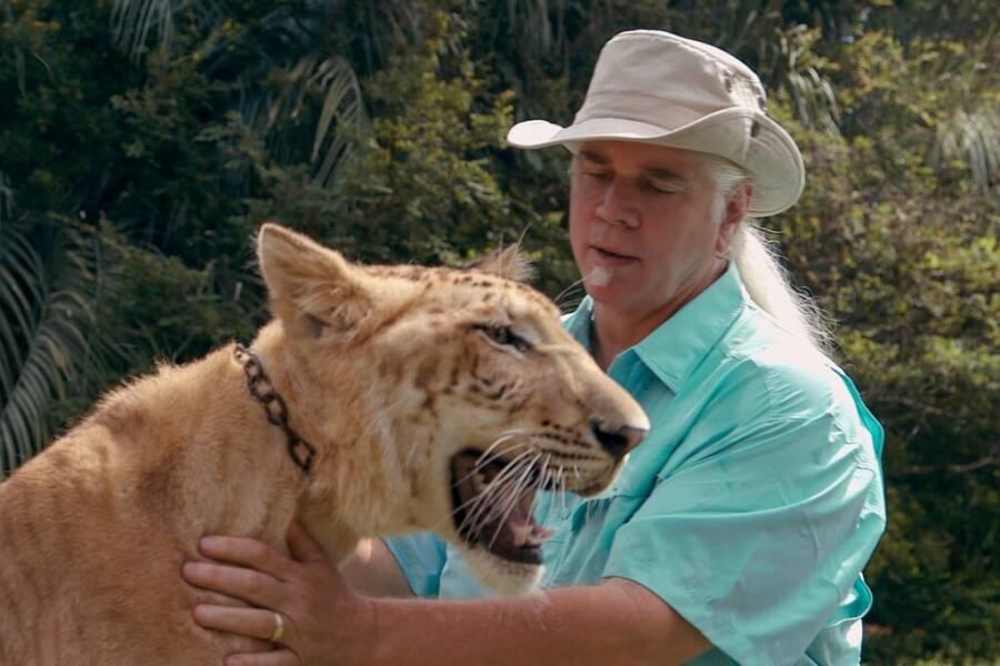 Bhagavan Doc Antle In Tiger King