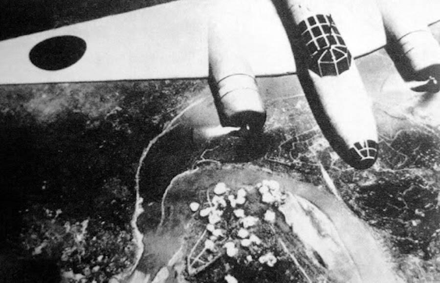 Bombing Of Chongqing