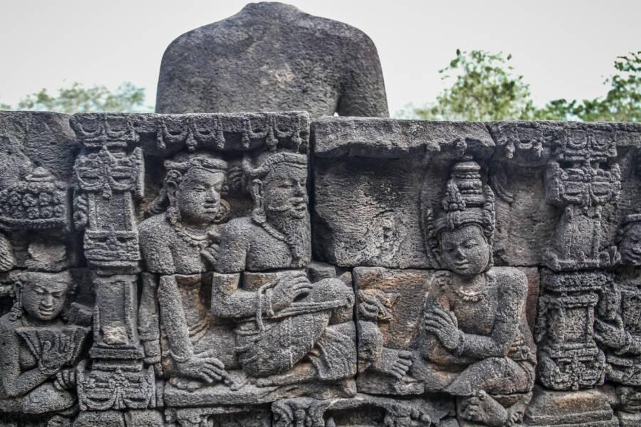 Buddhist Reliefs