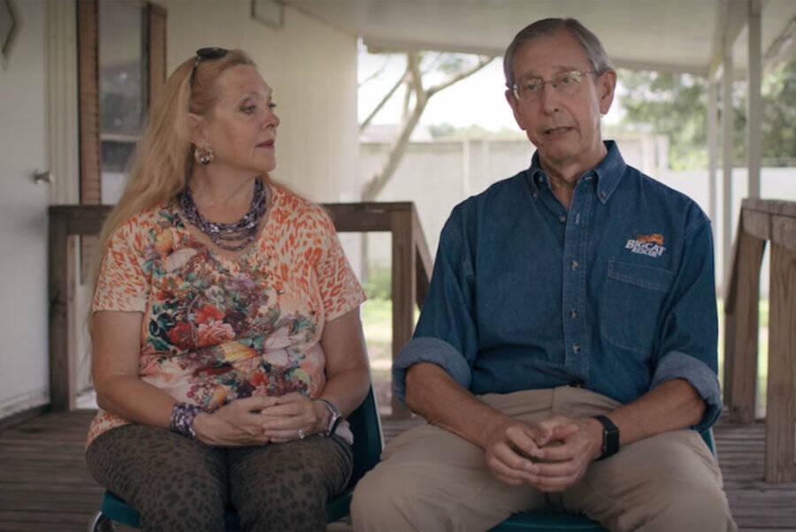 Carole Baskin And Howard Baskin