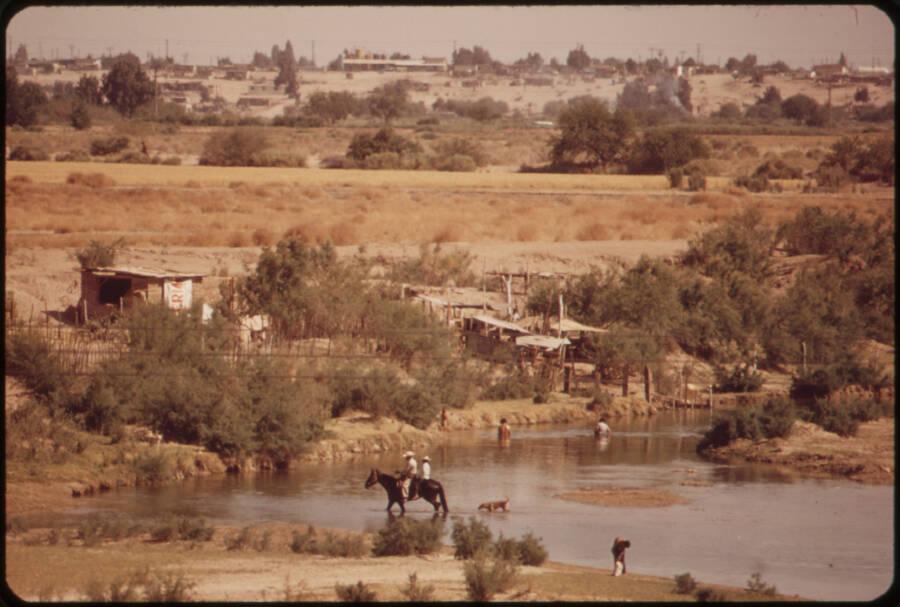 Photo Of The Colorado River