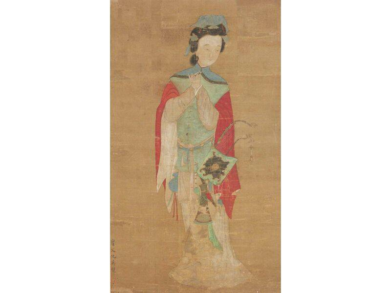 Depiction Of Mulan