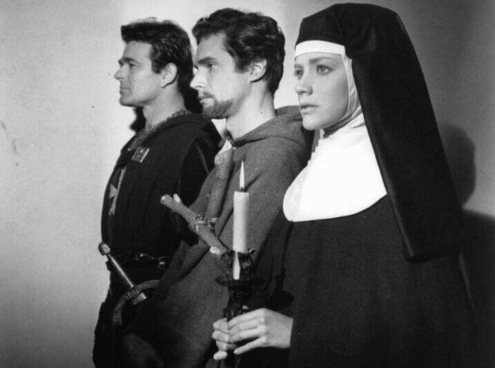 Dolores Hart In A Movie