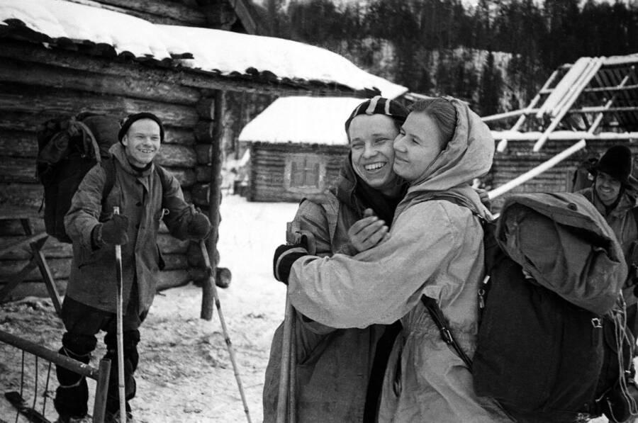 Dyatlov, Yudin, And Dubinina