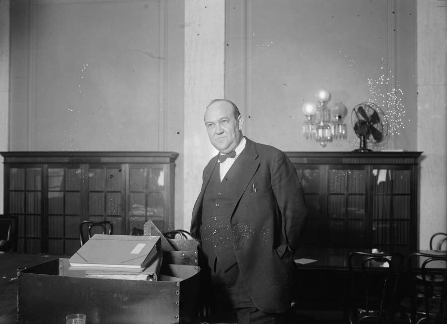 Gaston Means In 1924