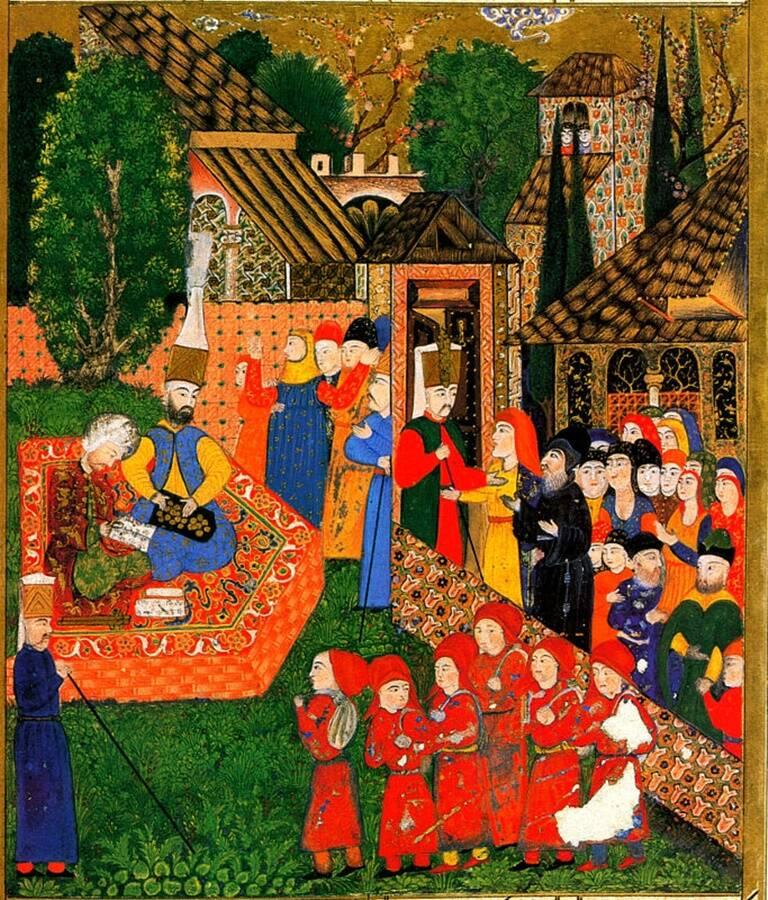 Janissaries Recruitment