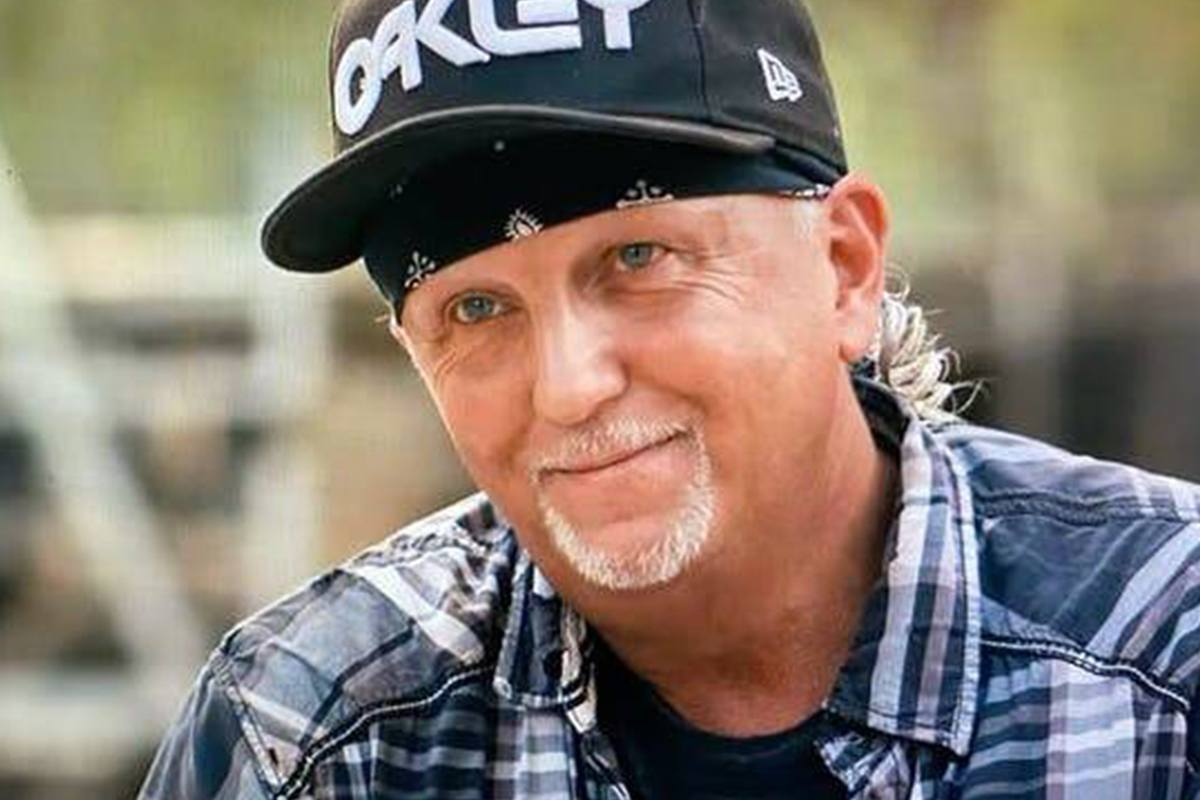 Jeff Lowe Smiling