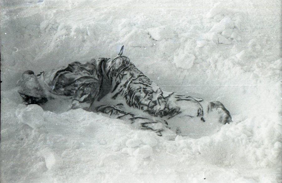 Dyatlov Pass Photo Of Kolmogorova