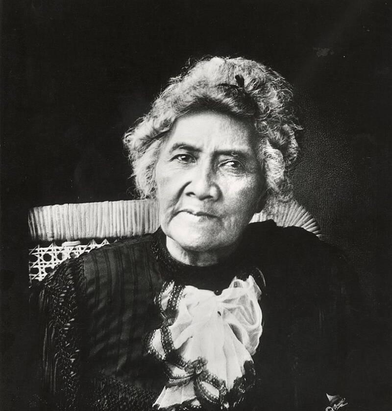 Queen Liliuokalani Portrait
