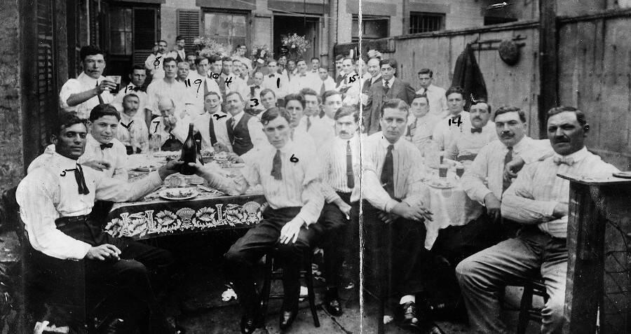 Navy Street Camorra Family