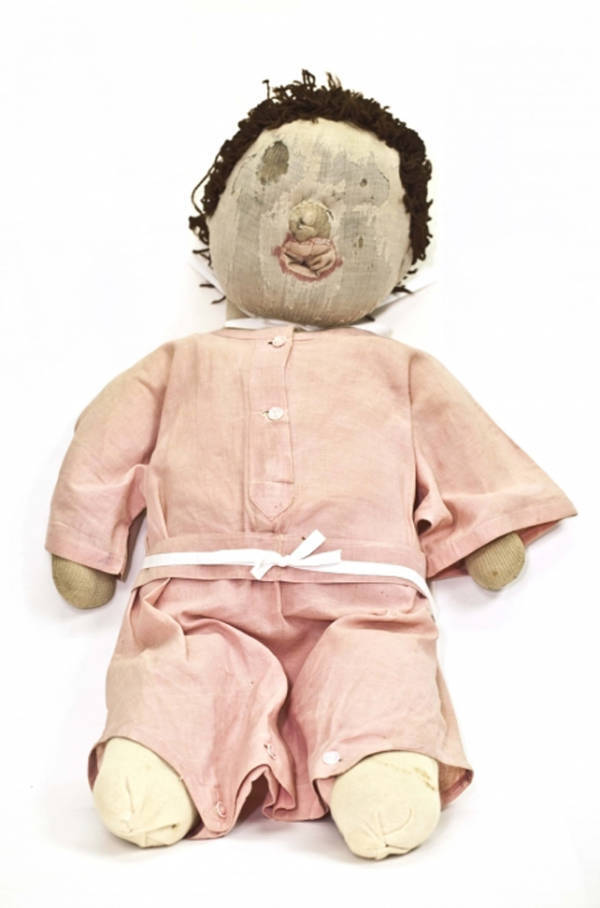 Michelle Doll From Mutter Museum