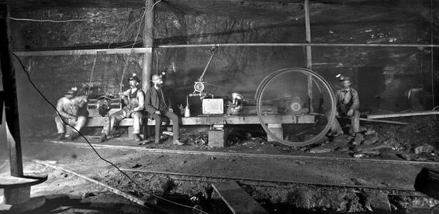 Mine In 1884