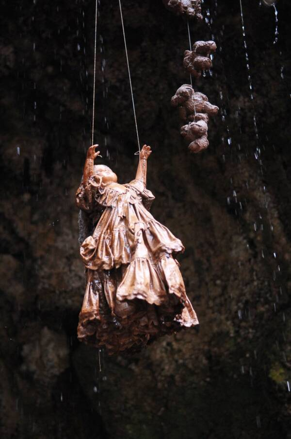 Petrified Doll From Mother Shiptons