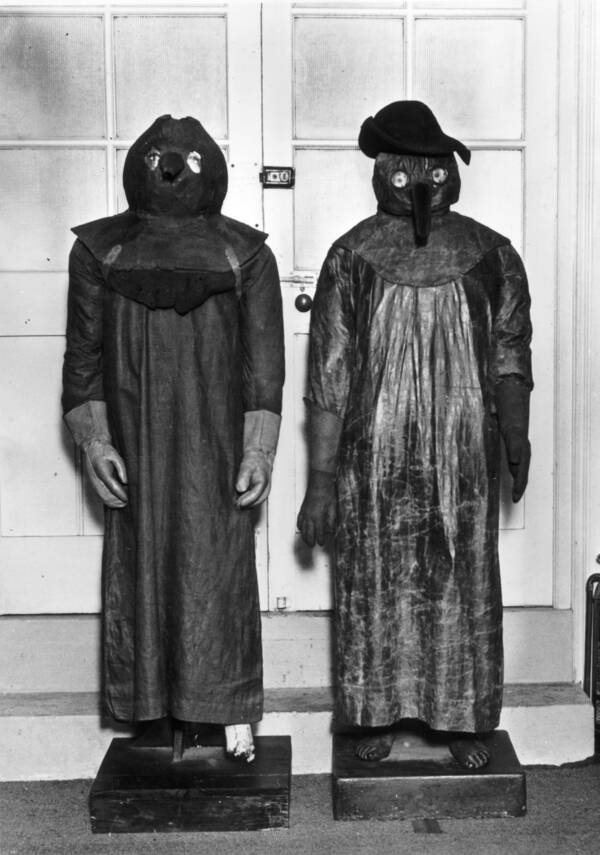 Plague Doctor Uniforms