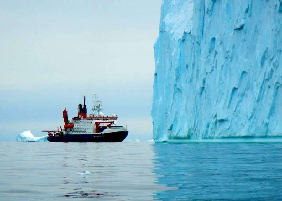 Polarstern Research Vessel