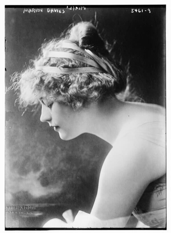 Portrait Of Marion Davies