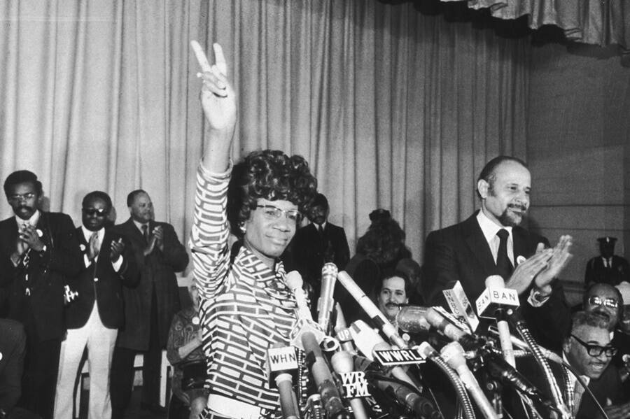 Presidential Candidate Shirley Chisholm