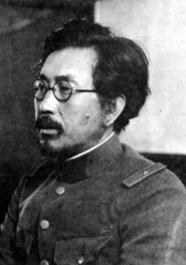 Unit 731 Commander Shiro Ishii