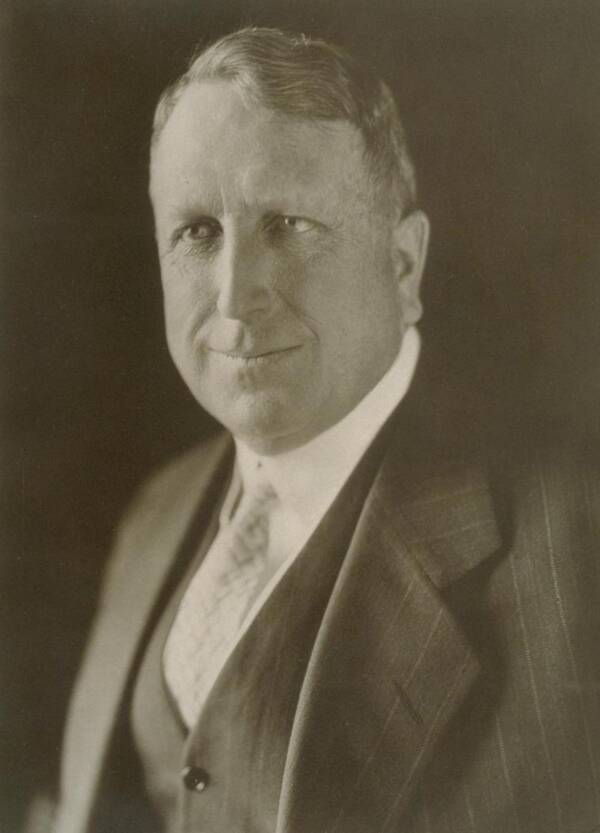William Randolph Hearst In 1910