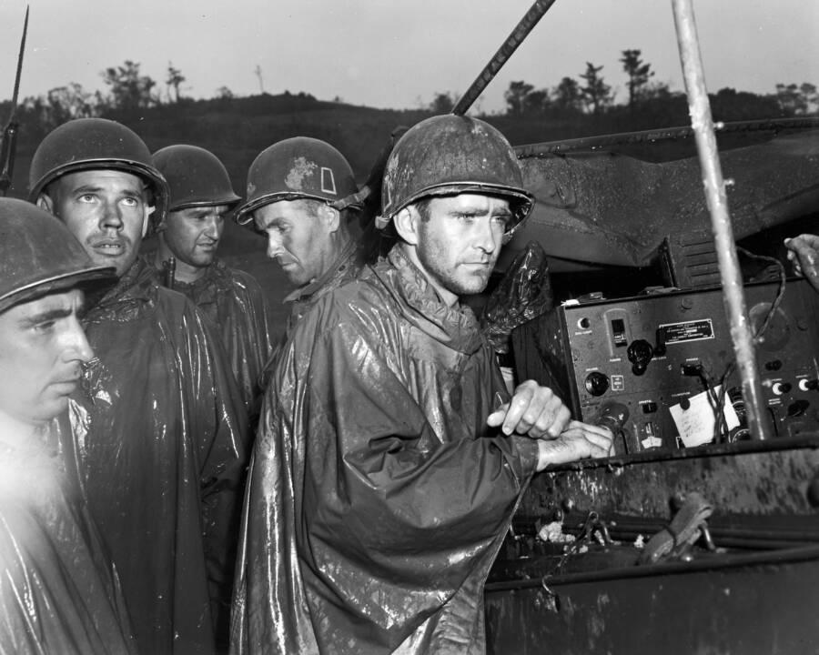American Soldiers Rain Gear