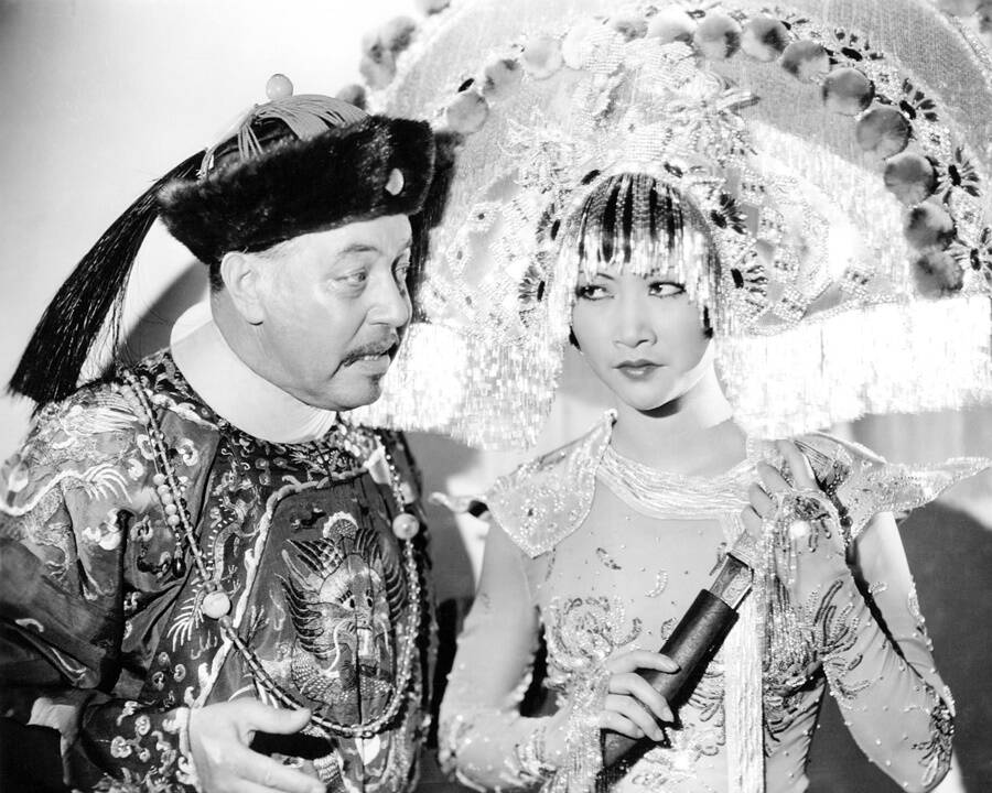 Anna May Wong In 'Daughter Of The Dragon'