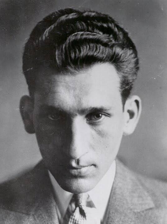 Avraham Stern Portrait