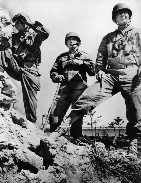 Battle Of Okinawa Us Generals