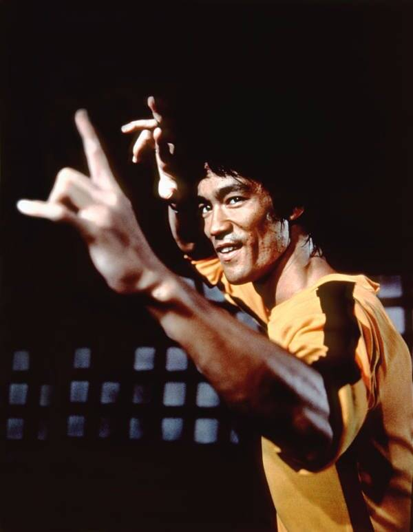 Bruce Lee In 'Game Of Death'