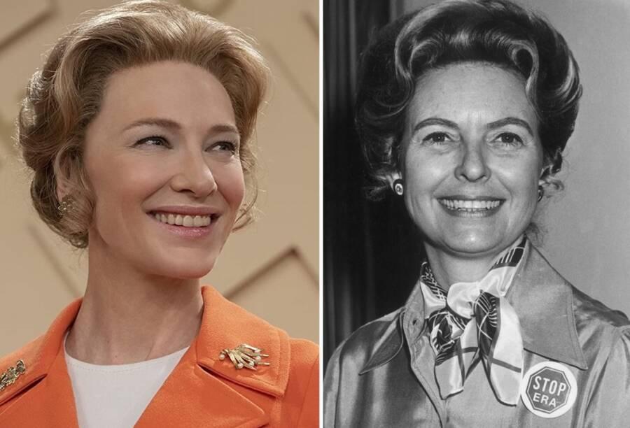 Cate Blanchett In 'Mrs America'
