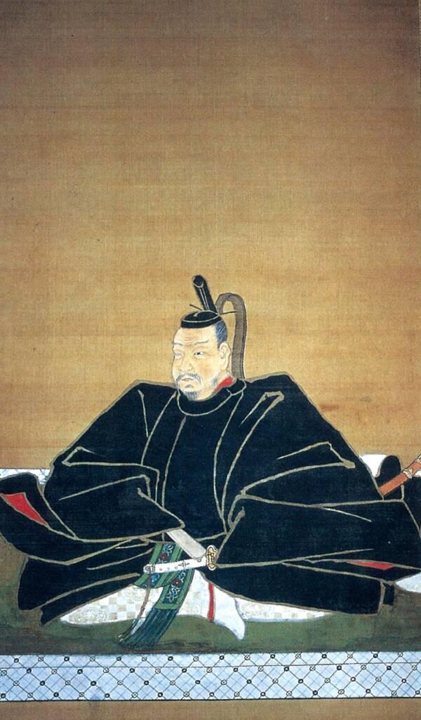 Date Masamune Portrait