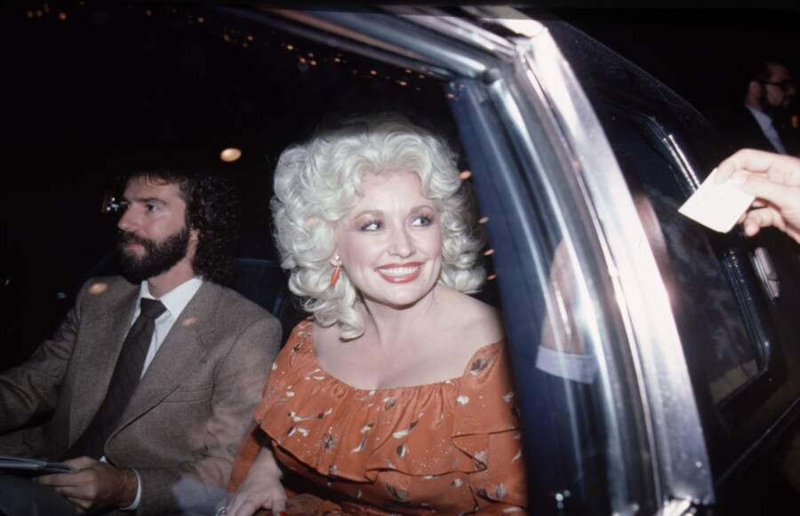 Dolly In Car