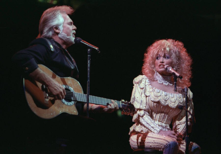 Dolly Kenny Rogers