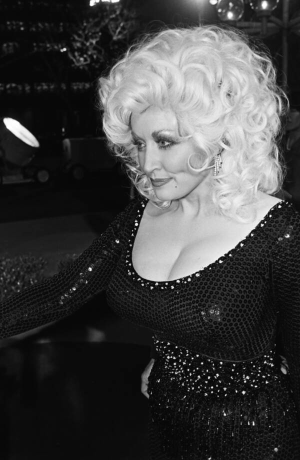 Dolly Parton Big Hair