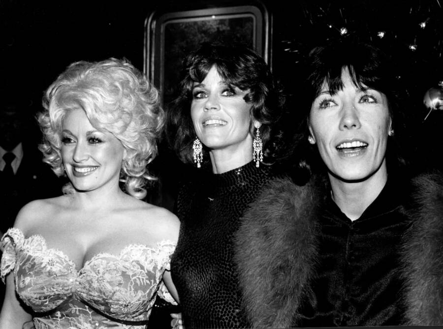 Dolly Parton Jane Fonda