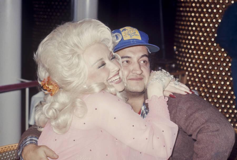 Dolly Parton John Belushi