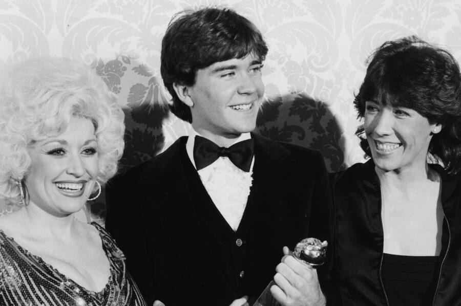 Dolly Parton Timothy Hutton Lily Tomlin
