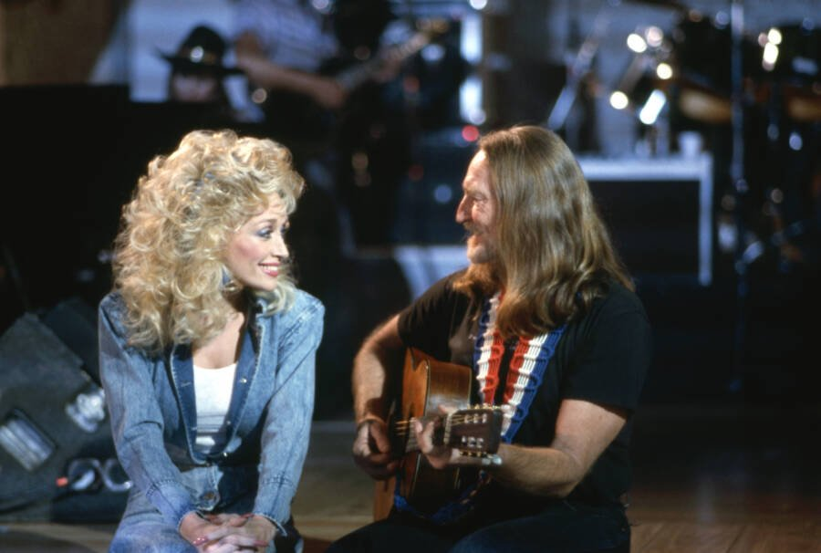 Dolly Parton Willie Nelson