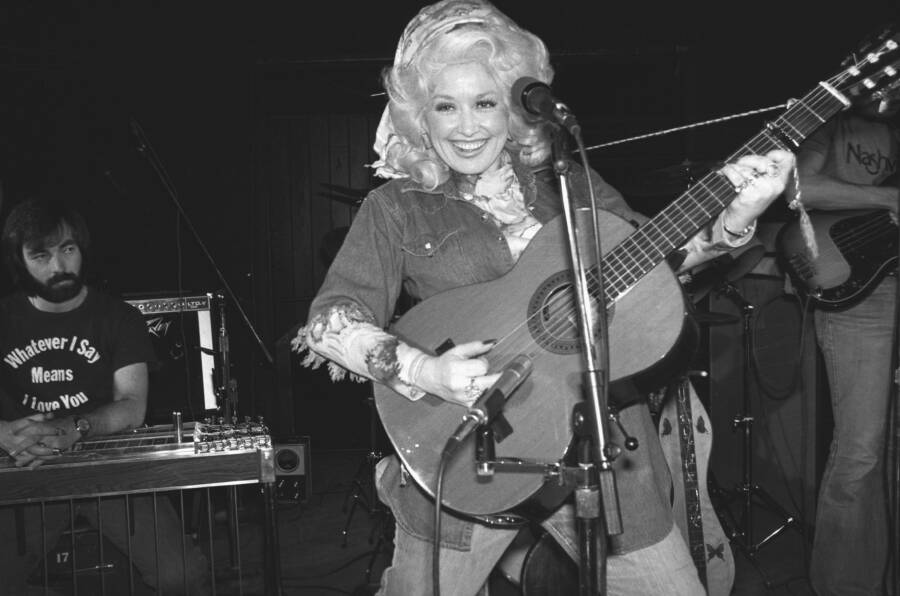 Early Dolly Parton Photo