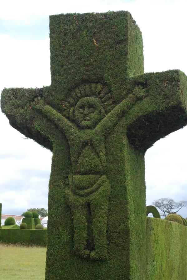 Figure On Cross