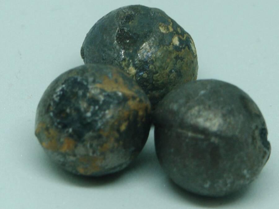 Flintlock Bullets Found In Timisoara