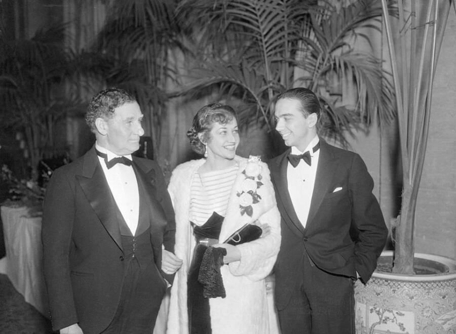 Fred Stone Paula Stone And Henry Willson
