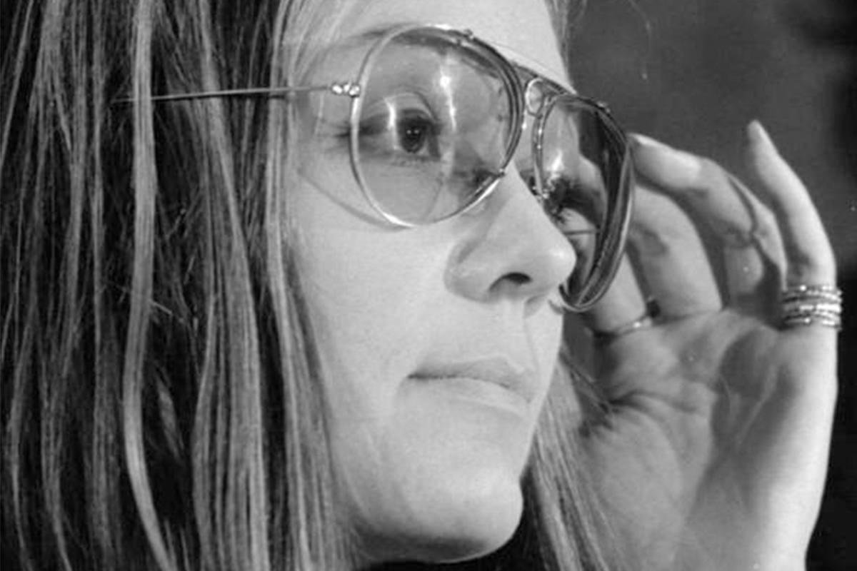 Gloria Steinem Closeup Featured