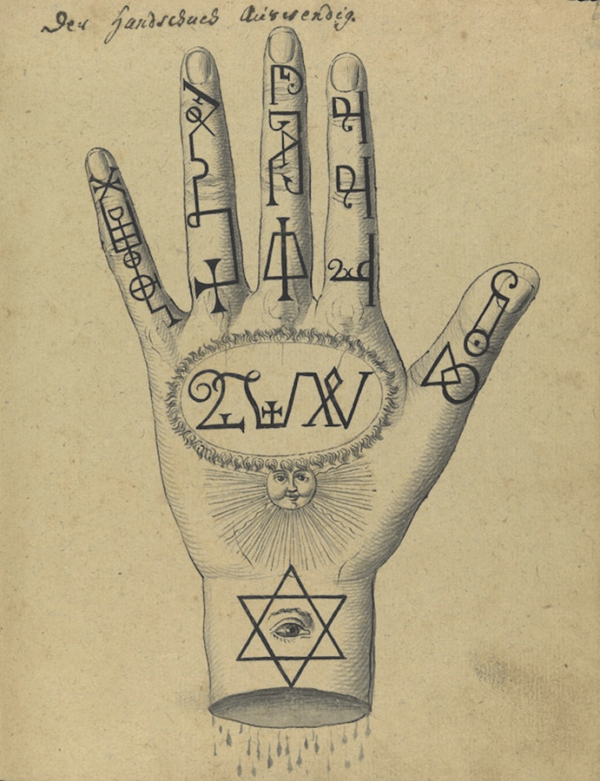 Hand Of Demonology