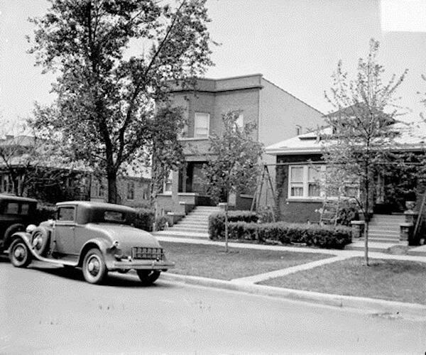 Home Of Mae Capone And Al Capone