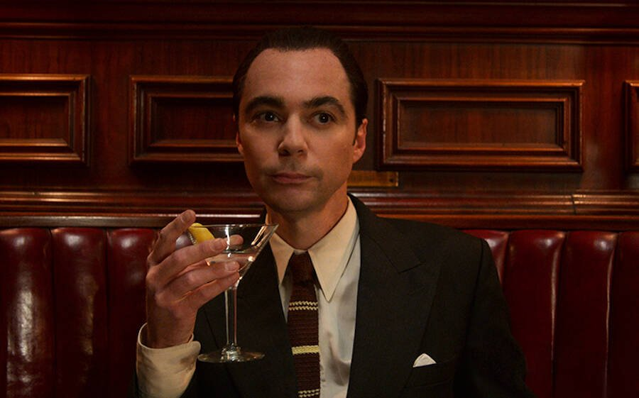 Jim Parsons As Henry Willson