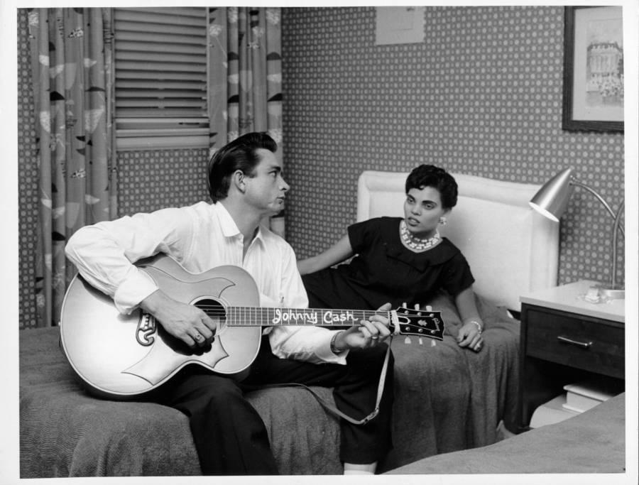 Johnny Cash's First Wife Vivian Liberto