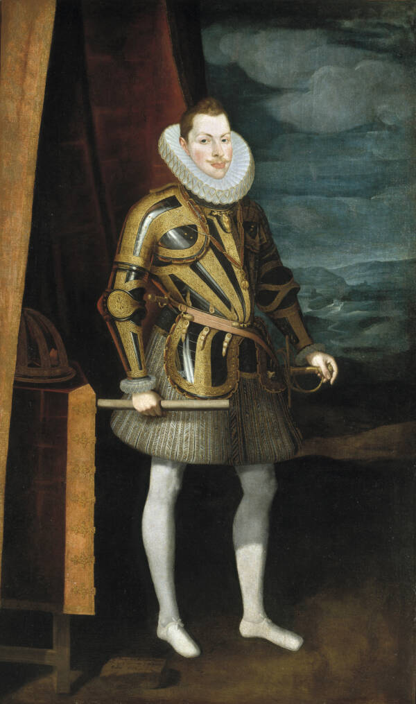 King Philip Of Spain