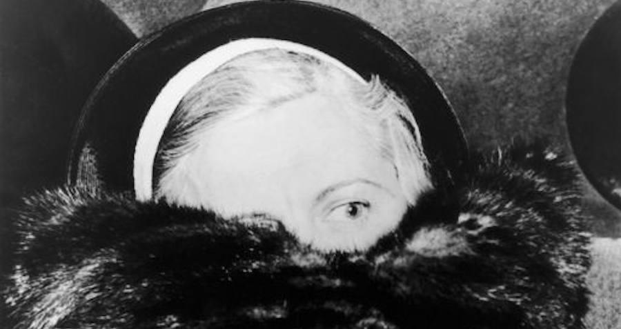 Mae Capone Visiting Alcatraz