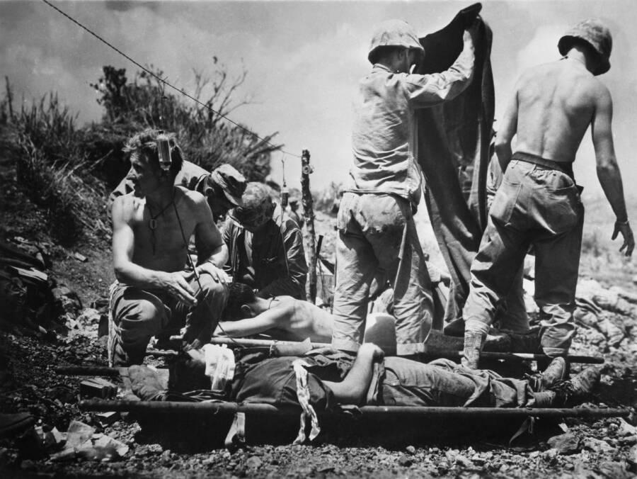 Okinawa Battle Medics